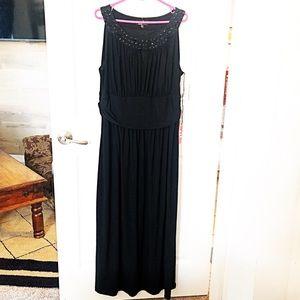 ❤️Beautiful new maxi black dress